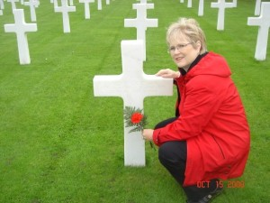 Betty-at-Normandy